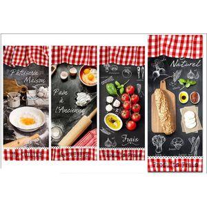 tableau pour cuisine achat vente tableau pour cuisine pas cher cdiscount. Black Bedroom Furniture Sets. Home Design Ideas