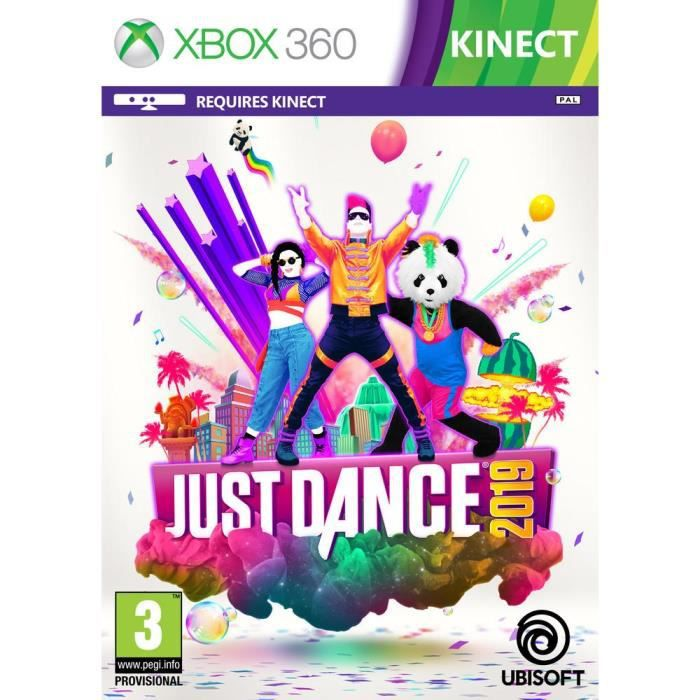 JEU XBOX 360 NOUVEAUTÉ Just Dance 2019 Jeu Xbox 360
