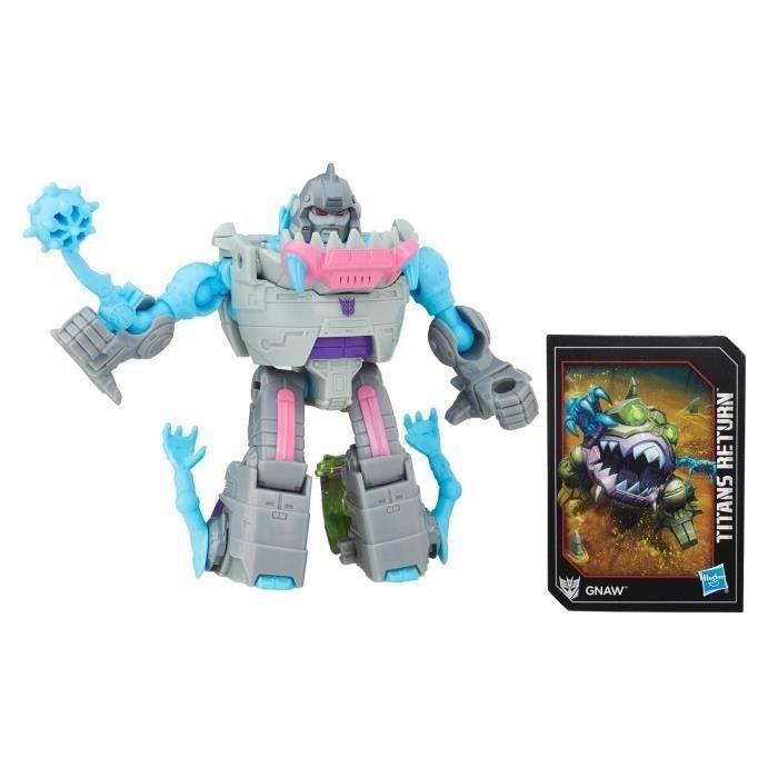Les figurines TITAN MASTERS se clipsent sur les Combiner Legends pour augmenter leur force de combat ! - garçon - à partir de 8 ans - livré à l'unitéFIGURINE MINIATURE - PERSONNAGE MINIATURE
