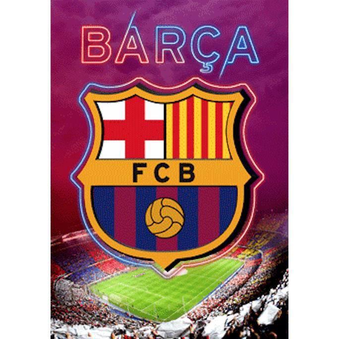 Affiche bar a barcelone foot poster 3d achat vente affiche poster soldes d s le 27 - Logo barcelone foot ...
