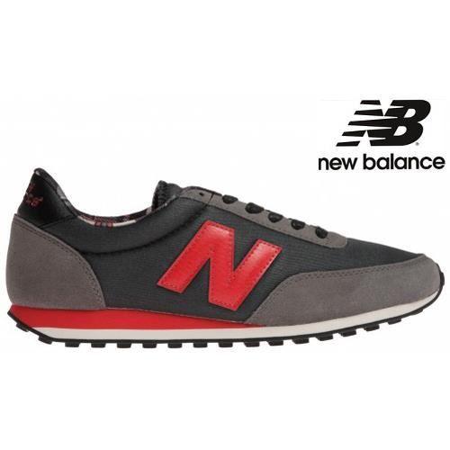 new balance rouge et noir