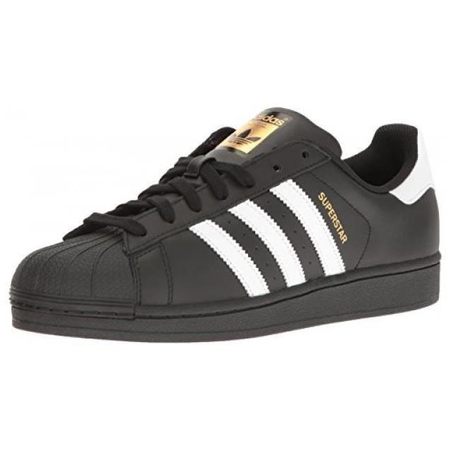 Adidas Achat Foundation Vente Superstar Noirblanche B27140 BnqTwxB8r7