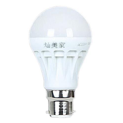 b22 economie d energie ampoule led lampe 220v b22 5 Superbe Economie Ampoule Led Zat3