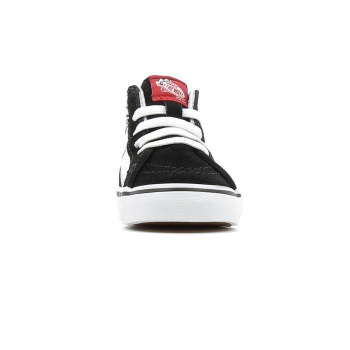 Baskets montantes Vans SK8-Hi Zip Peanuts