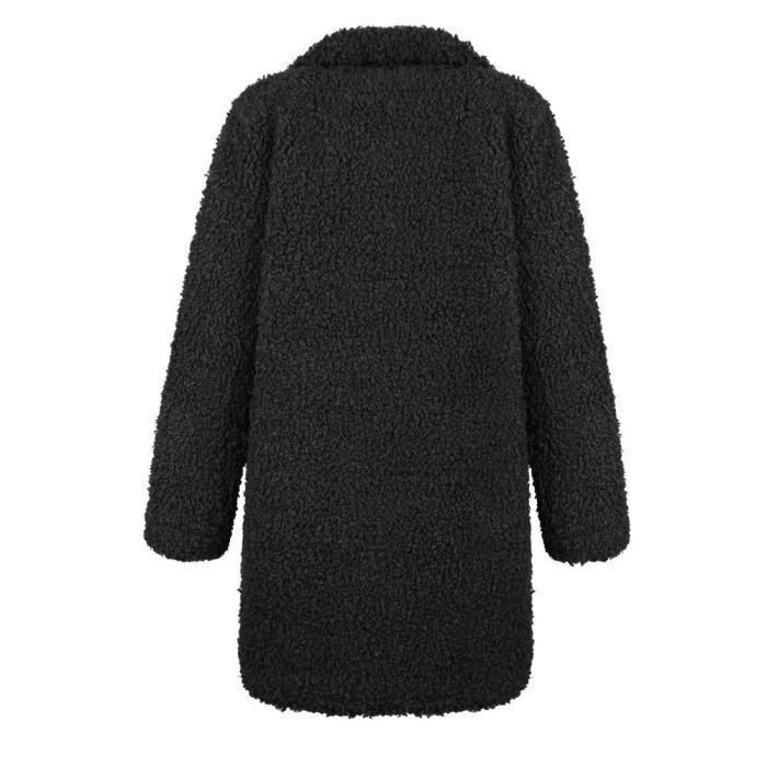 Vrac Femmes Manteau Outwear Long Chaud Hiver Parka En Veste We8823 Surdimensionné IqdHq