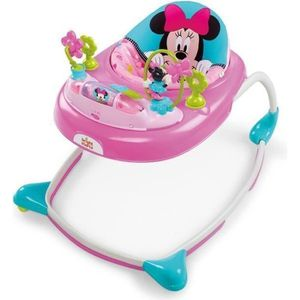 YOUPALA - TROTTEUR DISNEY BABY Minnie Trotteur Player Peek-A-Boo