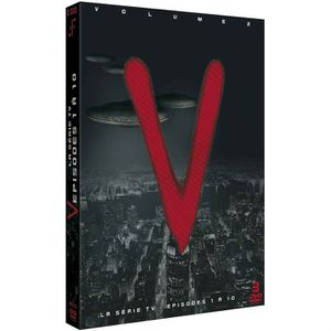 DVD SÉRIE DVD V, saison 2