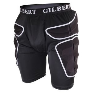 SHORT DE RUGBY GILBERT Short Protection Rugby Homme RGB