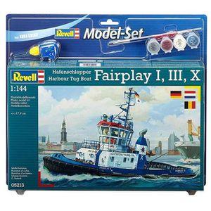 REVELL Model-Set Remorqueur Portuaire - Maquette
