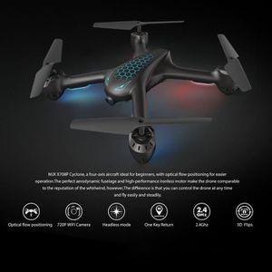 DRONE Caméra MJX X708P flux optique 720P Wifi FPV Headle