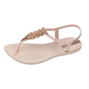 Ipanema Charm II Flip Flops femmes - Sandales Bronze 8 WEvYSBW