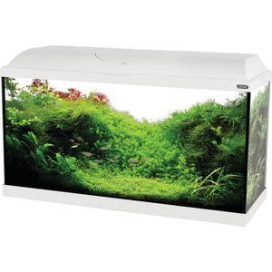 AQUARIUM Kit Aquarium Iseo 60 Blanc 57L