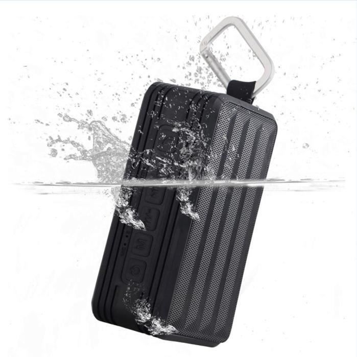 Mini Cube Portable Led Haut-parleur Stéréo Bluetooth Sans Fil Pour Smartphone Tablet @exq184