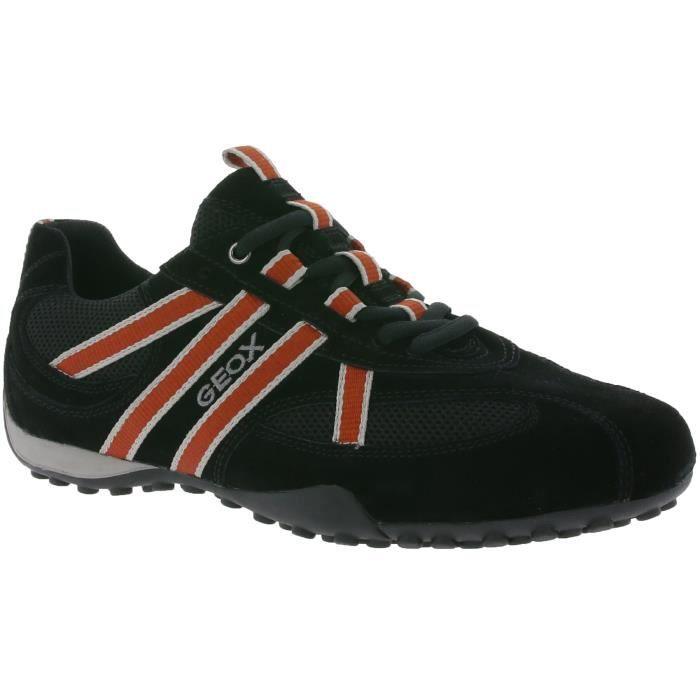 GEOX U Snake S Sneakers Noir U2207S A2214 C0038