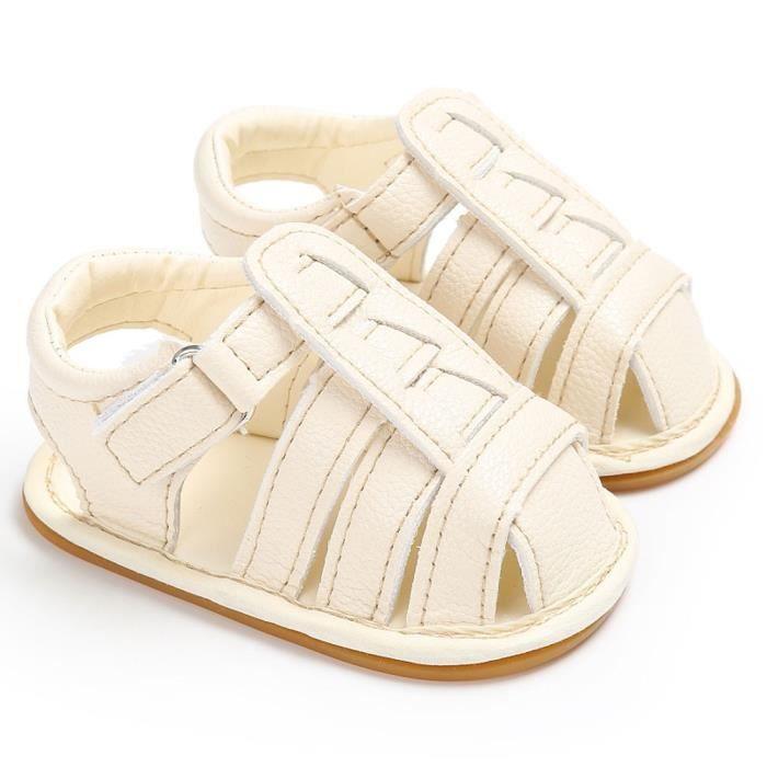 né cuir à fille souple randonneur 0 18M Chaussures semelle lit en bébé BlancHM nouveau BOTTE Bébé pré x1wRqYq8
