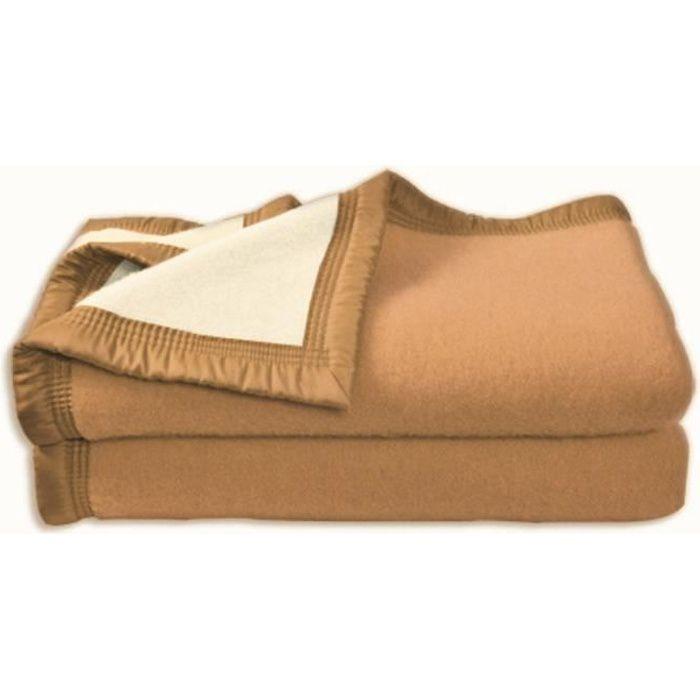 Couverture Aubisque en laine woolmark 220