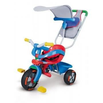 tricycle baby driver gar on smoby prix pas cher cdiscount. Black Bedroom Furniture Sets. Home Design Ideas