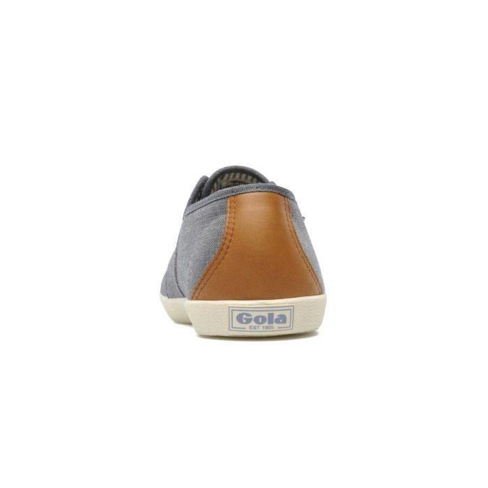 Chaussure Basse Gola Caldwell Grey Denim Homme uBe1aD