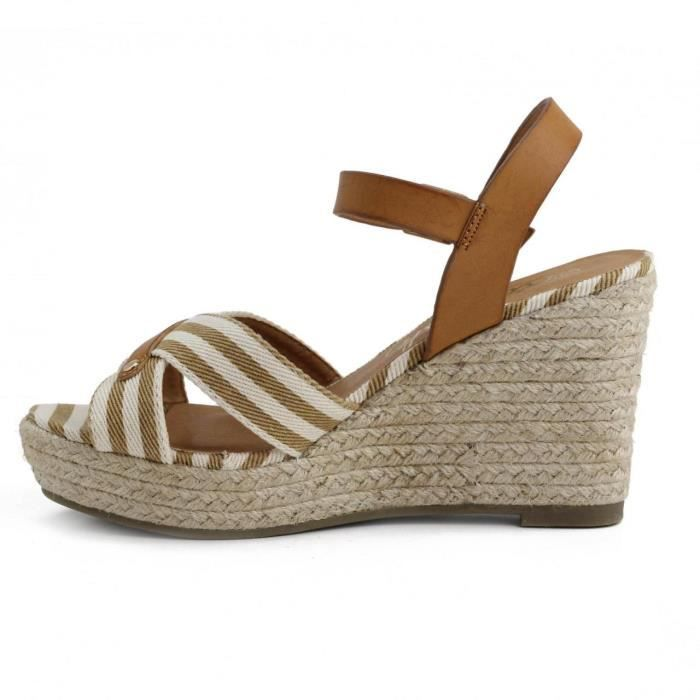 pour Femme REFRESH 62088 TEX TAUPE