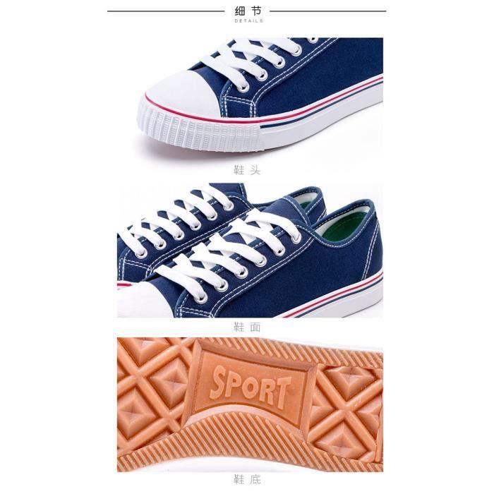 Baskets chaussures de sport hommes et femmes chaussures décontractées