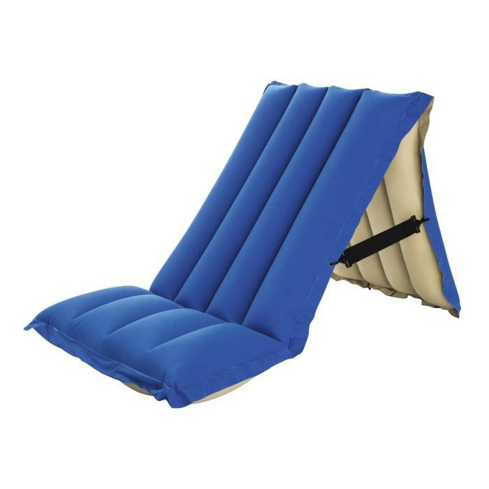BESTWAY Matelas / Chaise de camping gonflable Fortech