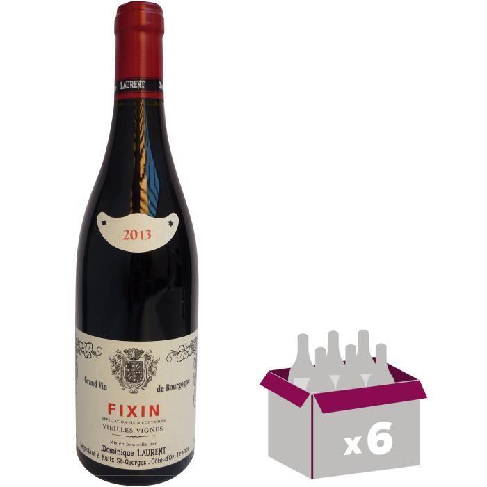 Dominique Laurent Fixin 2013 Nuits-St-Georges - Vin rouge de Bourgogne
