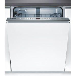BOSCH SMV46IX13E - Lave vaisselle encastrable - 13 couverts - 44dB - A++ - Larg 60cm - Moteur induction