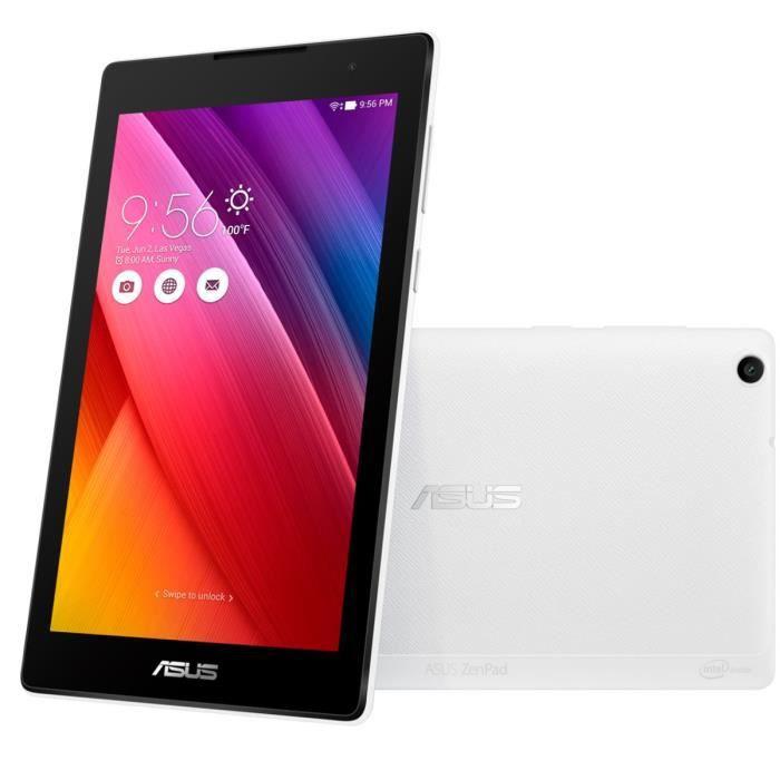 TABLETTE TACTILE ASUS Tablette Tactile ZenPad Z170C (Z170C-1B013A)