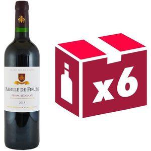 VIN ROUGE L'Abeille de Fieuzal Pessac 2013 - Vin Rouge