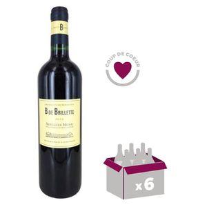 VIN ROUGE B de Brillette 2013 Moulis-en-Médoc - Vin rouge de