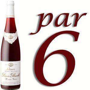 VIN ROUGE Pierre Brecht 2013 Pinot Noir - Vin rouge d'Alsace