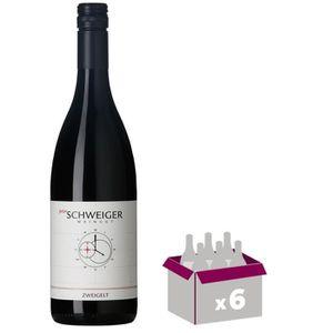 VIN ROUGE SCHWEIGER KAMPTAL Zweigelt Vins de Hongrie - Rouge