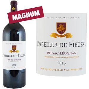 VIN ROUGE Magnum L'Abeille Fieuzal 2013 Pessac Léognan - Vin