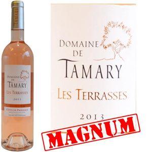 VIN ROSÉ Magnum Terrasses de Tamary  2013 Côtes de Provence
