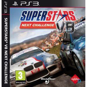 JEU PS3 SUPERSTARS V8 NEXT CHALLENGE / JEU CONSOLE PS3