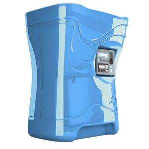DABS Fontaine Biologique - Fontaine de Nettoyage Ocean Wave DA140 Bleu