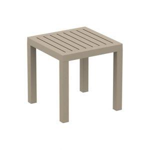 Table plastique exterieur - Achat / Vente pas cher