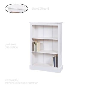 Bibliotheque etagere basse - Achat / Vente Bibliotheque etagere ...