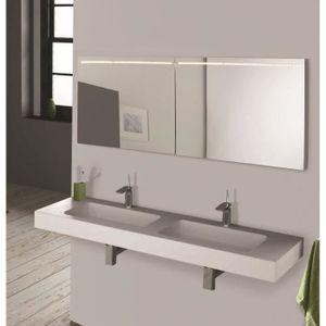 plan vasque 140 achat vente pas cher. Black Bedroom Furniture Sets. Home Design Ideas