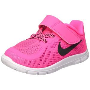 competitive price ceb7c ef8cf CHAUSSURES MULTISPORT Nike Free 5 Tdv Chaussures de Sport pour Fille Fuc