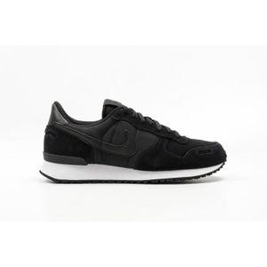 Formateurs En Cuir Vortex D'air En Noir 918206-001 - Noir Nike aViV6U