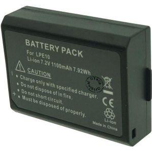 BATTERIE APPAREIL PHOTO Batterie pour CANON EOS 1300D