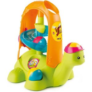 SPIRALE - TORTILLON SMOBY Cotoons Tortues A Balles - 2 Balles Incluses