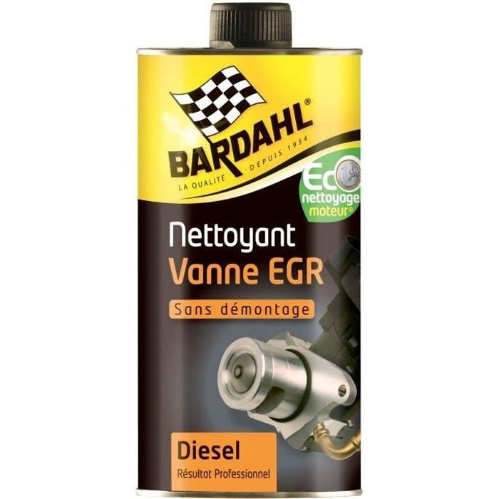 BARDAHL Nettoyant vanne EGR - Essence, Diesel - 1L