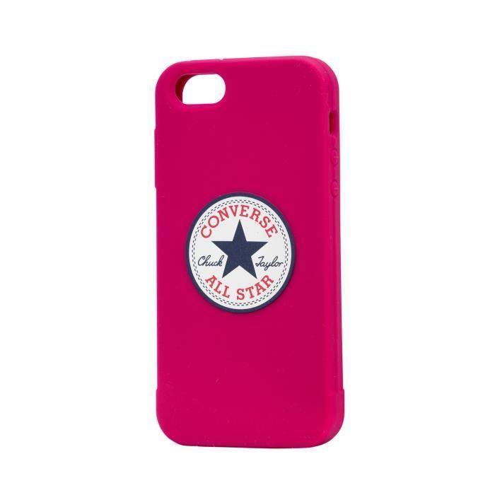 Converse Coque iPhone 6 - Rose