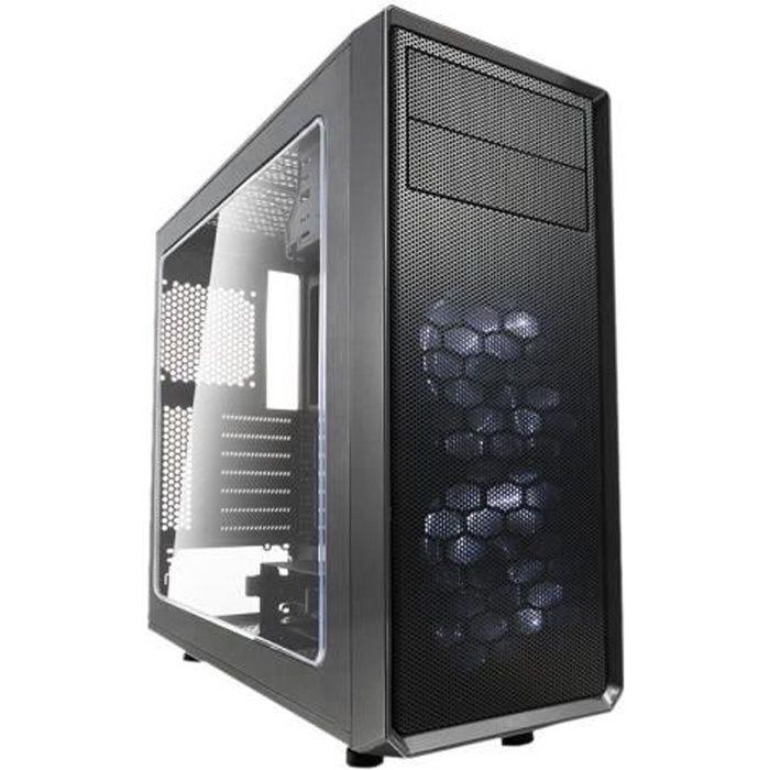 Fractal Design Boitier PC Focus G - Gray Window