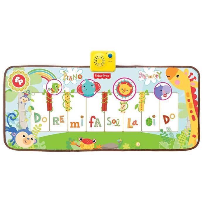 FISHER PRICE Piano tapis musical