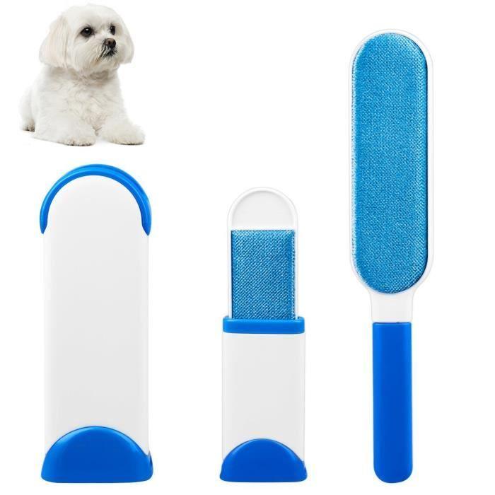 Brosse anti poils achat vente brosse anti poils pas - Enlever poil de chien voiture ...