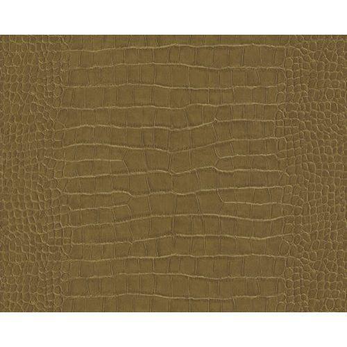 a s cr ation 6651 40 papier peint aspect cuir achat. Black Bedroom Furniture Sets. Home Design Ideas