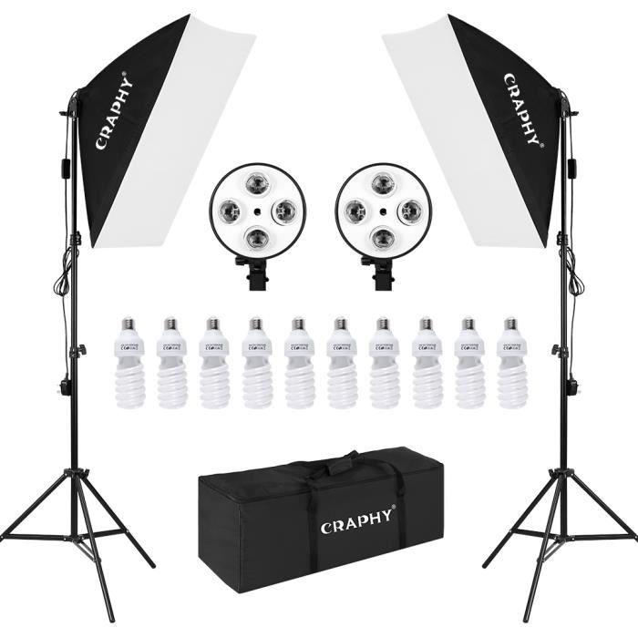 Kit D Eclairage Studio Video Achat Vente Pas Cher